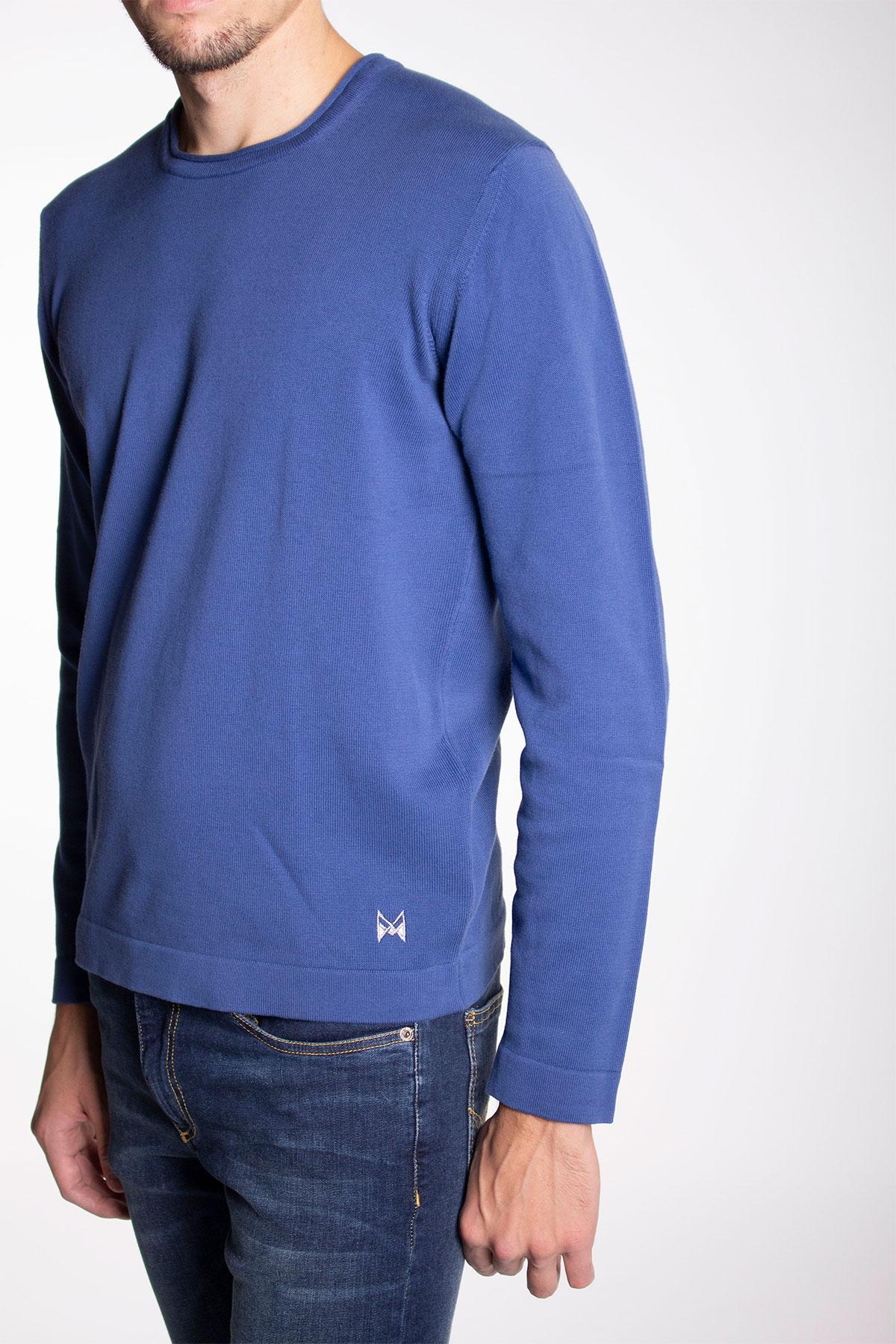 памучен мъжки пуловер есен зима 2021