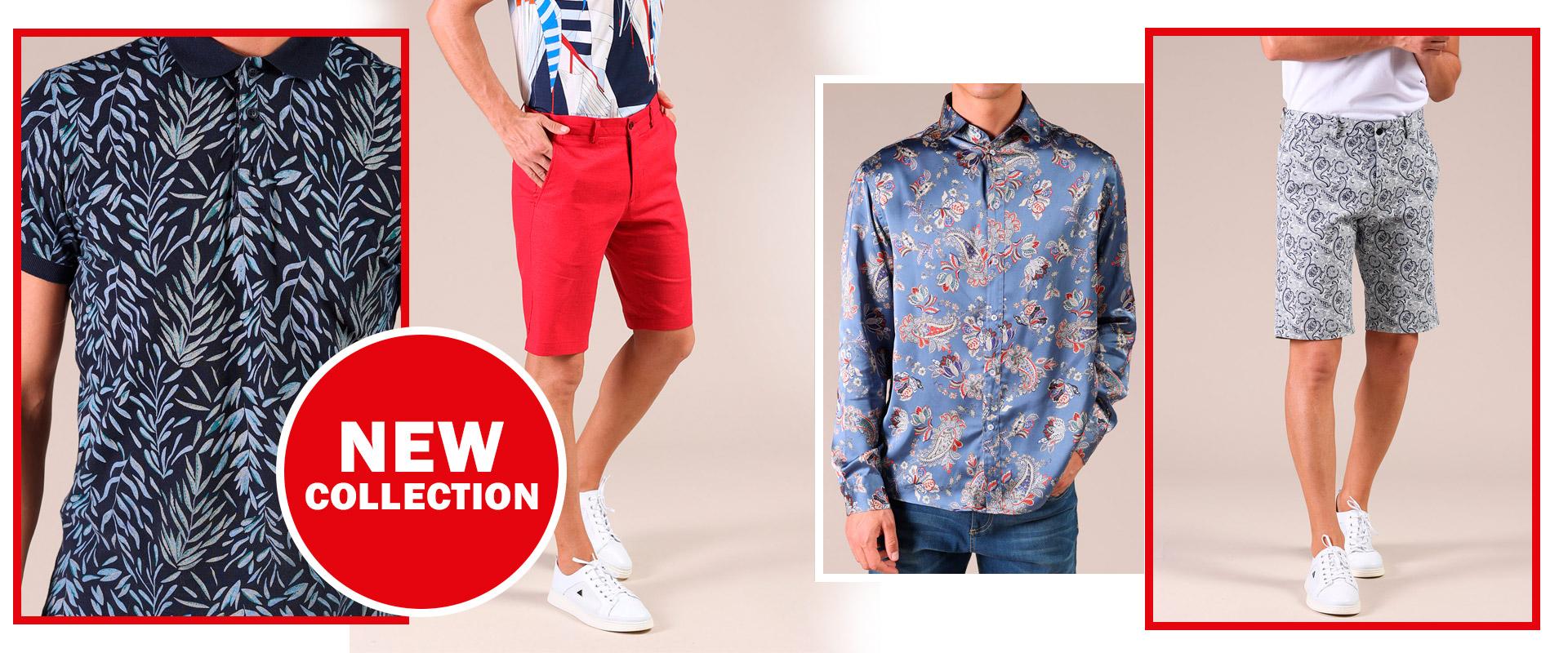 летни дрехи за мъже 2021