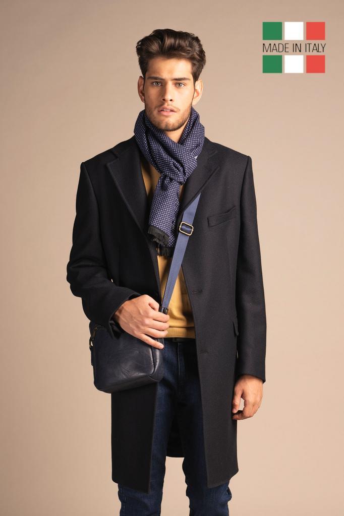 класическо мъжко палто